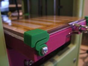 SUMPOD 3D printer heated bed spring bracket