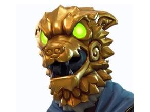 Fortnite Battle Hound Helmet / Mask