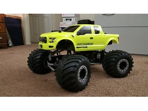 clodbuster monster truck