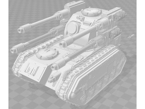 Hydra / Wyvern like vehicle - WH40k