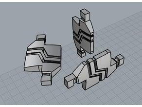 Replicator brick