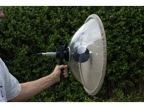 DIY Parabolic Microphone