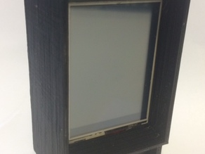 Mini Vectrex console