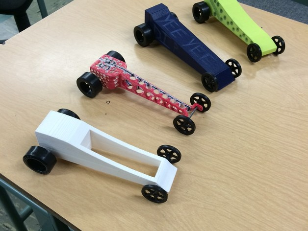3D Printed CO2 Car Project by corben33 - Thingiverse