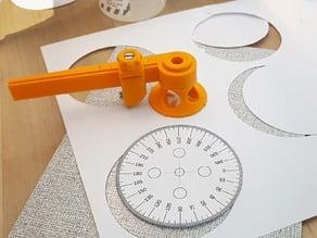 Precision Circle Cutter
