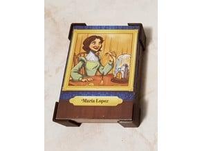 Railroad Rivals Player Cards Box
