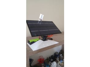 Solar Tracking System & mobile charger