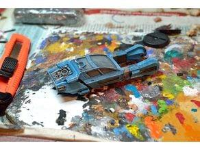 Blade Runner Style Car