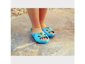 Lace-Up 3D Sandals (For Kids)