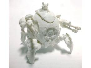 Wrecking Ball (Hammond) from Overwatch