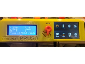 Prusa LCD Super Cover