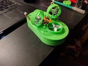 RC Micro Hovercraft
