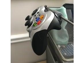 Logitech Wireless Gamepad F710 basket hanger