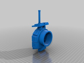 Gun Turret for 3DLabPrint OshKosh MATV