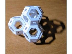 Truncated octahedron