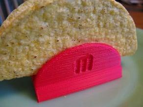 Makerbot Taco Holder