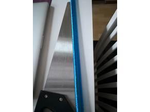 Handsaw blade guard