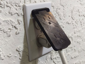 Hinged Outlet Cover/Protector