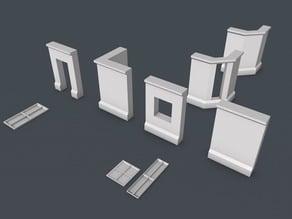 simple modular set