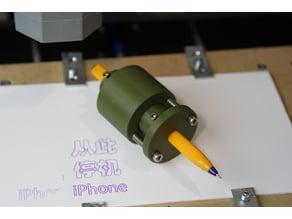 CNC3018 Pen Holder