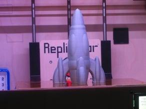 Rocket Retro 004