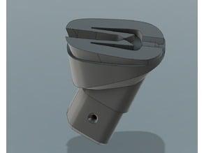 XP Deus remote control holder