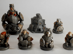 Dwarves army (15mm)