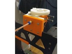 Tatara Greg Wade extruder adapter