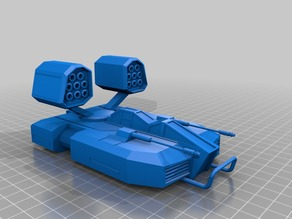 Star wars: Legion AAC-1 Speeder Tank