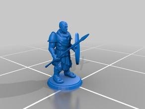 Basic Hoplite Soldier