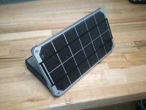Solar Charger / Emergency Light