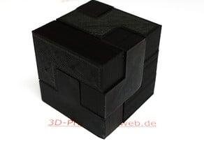 SOMA CUBE WÜRFEL 60x60x60MM