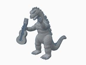 Godzilla Ukulele