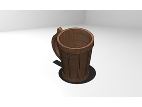 Coffee Mug Barrel