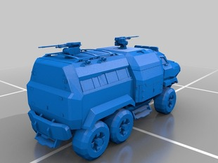 Planetside 2 Model library! Fresh out of the game.