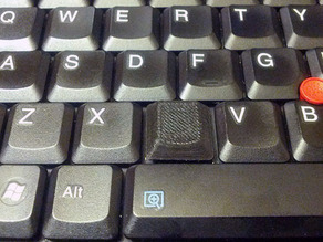 "Thinkpad replacement ""C"" key"