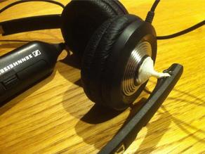 Sennheiser PXC 250-II earpiece connector replacement