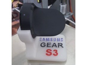 Samsung Galaxy watch / Gear S3 charger dock stand