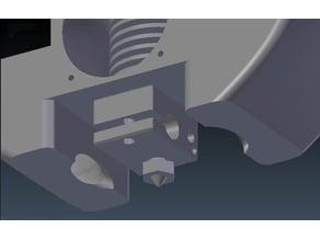 Ultimaker e3D Mount by Jameswood