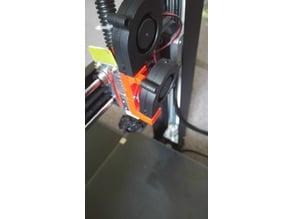 JGAurora Hotend and object Adapter