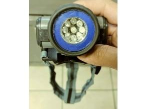 Free LED Headlamp - Harbor Freight Head Lamp Upgrade