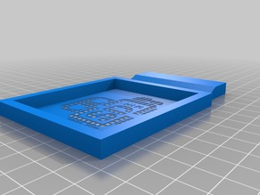 SilkScreen w/ SD MINI Bot