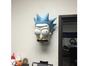 Rick Sanchez Mask Mount