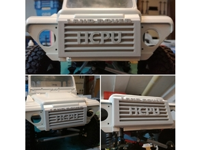 #vbc Land Rover Defender Grill - RC4WD - ChinaDefender - no Team Raffee