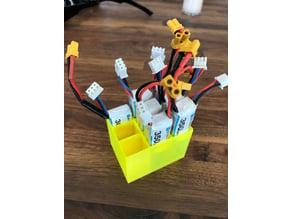 2S Lipo Battery Holder