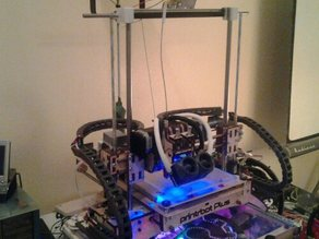 Printrbot Plus Dual Extruder Carriage