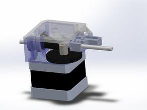 E3D Titan extruder