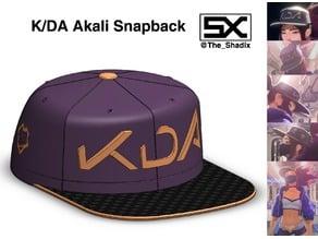 [League of Legends] K/DA Akali Snapback