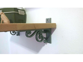 Cute Shelf Bracket