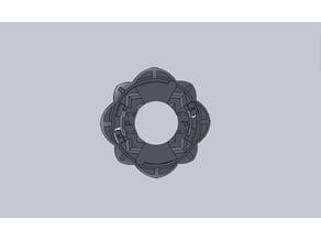 Hex Frame - Beyblade Burst